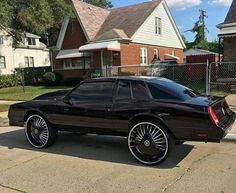 Detroit Cars, New Model Car, Donk Cars, Pontiac, Go Car, Chevy Muscle Cars, Old School Cars, Sweet Cars, Car Wheels
