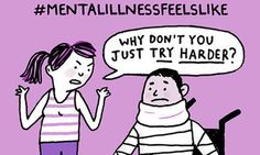 11 Comics That Nail What It Feels Like To Live With Mental Illness | Huffington Post