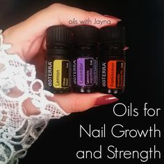 My nails have NEVER been this long or strong! These oils are the best! #doTERRA