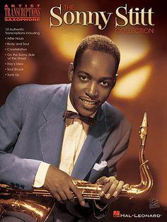 Jazz Saxophonist Sonny Stitt. Wonderful player.