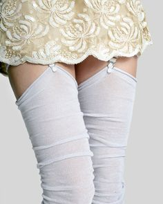 """it takes what would be a """"so what? you're wearing a short skirt"""" and makes it """"oooh, naughty"""""""