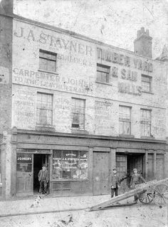 J A Stayner & Co, 174 Great Dover Street, Borough High Street, c.1897