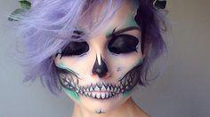 Unser Make-up kann an Halloween gar nicht ausgefallen genug sein. Denn,  ob gruselig, animalisch oder sexy – der Kreativität sind keine Grenzen gesetzt. Hier gibt's die schönsten Inspirationen!