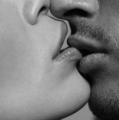 love kisses... they mean so much!!!! Passion, lust, want, need....
