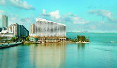 Mandarin Oriental Miami, Biscayne Bay