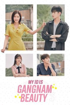 My ID is Gangnam Beauty - Chain: jTBC, has 16 episodes, the genre is drama, romance and comedy. Synopsis Kang Mi Rae is a gir - Korean Drama Romance, Korean Drama List, O Drama, Watch Korean Drama, Korean Drama Movies, Drama Film, Korean Actors, Cha Eun Woo, Korean Tv Series