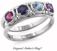 Mother's #Birthstone #Ring