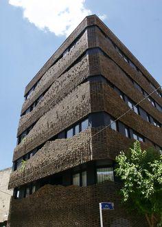 house of 40 knots , Teheran, 2014 - Habibeh Madjdabadi Architecture Office, Alireza Mashhadimirza