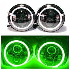 LED Projectors GREEN halos - Leds4less