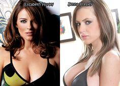 Celebrity stars porno