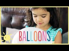 PLAY | 3 simple BALLOON activities your kids will love! - YouTube
