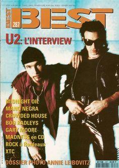 U2 (June 1992)