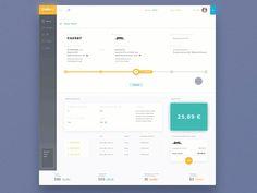 User interface by Tomas Skarba