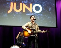 JUNOs nominations press conference