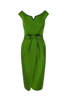 Tulip Absinthe Dress (click to view larger image)
