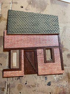 Building a bookshelf diorama, booknook, bookshelf insert
