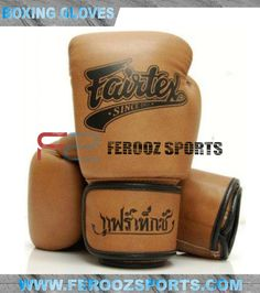 Boxing Gloves High Quality Custom Made Fairtex Models Sparring and Training Boxing Gloves FSW-1019