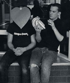Dangerous Minds | Henry Rollins working at Häagen-Dazs, 1981