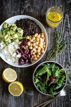 preparer un repas sain et rapide