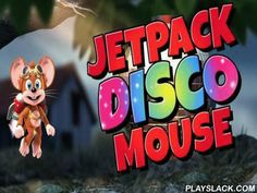 Jetpack Disco Mouse  Android Game - playslack.com , Control a flying enjoyable mouse. The conqueror accelerates on using a jetpack and collects notes on the route. The important conqueror of this game for Android imaginations to propel an enjoyable organization for buddies. To do this gather a collection of musical notes and acid-tasting treats. Jetpack will assist you with this. Control the conqueror, change the elevation to elude hitting different hindrances, bad Whites, arachnids, and…