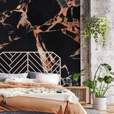 Does anyone else still adore the rose gold trend? It came about a few years ago and it doesn't look like it's going anywhere anytime soon! Going into 2022, this colour trend will remain a key player thanks to its lustrous appearance and enticing rosy hues. Want to style it up according to next year's trends? Combine it with dark interiors! Black and rose gold is a beautiful pairing that will add a luxury touch to your home in an instant. Head to our Instagram for more home interior inspiration!