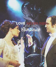 """Hearts may get broken love lives on"""