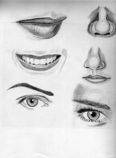 How To Draw Eyes With Pencil | Pencil Drawings Sathish Female Eyes Drawing Pictures