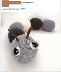 Amigurumi Patterns, Crochet Patterns, Knitted Animals, Chrochet, Free Pattern, Diy And Crafts, Baby Shoes, Baby Boy, Crochet Hats