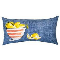 Outdoor Pillow   Lemons   Threshold™
