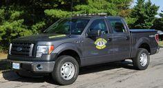 Missouri State Highway Patrol Ford F150