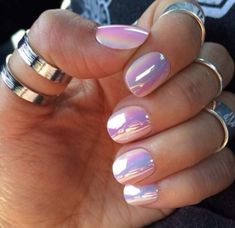 Mirror - Chrome nails (12)