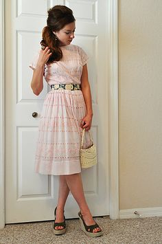Casey's elegant musings - I love this dress!