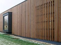 All Details You Need to Know About Home Decoration - Modern Wood Facade, Brick Garden, Farmhouse Renovation, Wooden Screen, Living Comedor, Cladding, Tiny House, Architecture Design, Garden Design