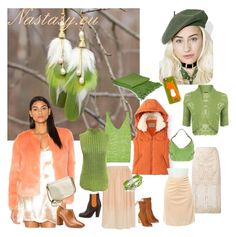 """""""Wind of the Spring ♥"""" by nastasy-eu ❤ liked on Polyvore featuring River Island, WithChic, Unreal Fur, Missoni, WearAll, MaxMara, DKNY, LUCA LUCA, Geox and Catherine Catherine Malandrino"""