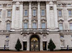 Buckingham Palace @thinkinspiredo