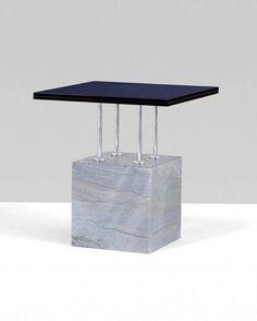 """eytys: """"Ettore Sottsass, Table No. 41, 1994. Via AQQ. """""""