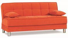 Casamode Smart Fit Orange Sofabed