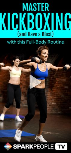 Want a great fitness challenge that is great for any fitness level? Try this high-intensity cardio kickboxing workout that focuses on proper form and allows you to work at your own pace! You'll improve your core strength, tone and tighten your arms, and increase leg strength.