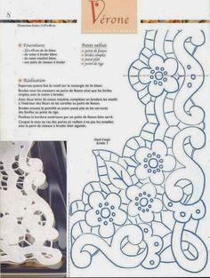 Victoria - Handmade Creations: Υπέροχα κοφτά κεντήματα - Σχέδια