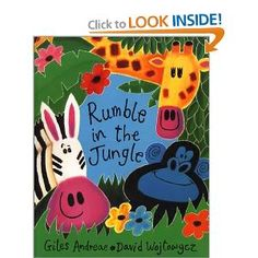Totally Tots once upon a book - Rumble in the Jungle