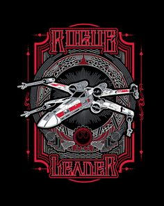Rogue Leader T-Shirt ~ $10 Battlestar Galactica tee