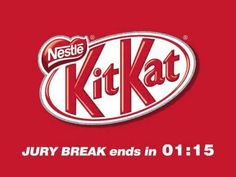 KIT KAT - jury break