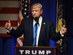 """Donald Trump promete que será un presidente """"para todos los estadounidenses"""""""
