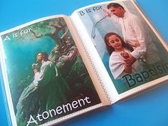 ABC sacrament book by Amy (not Me)