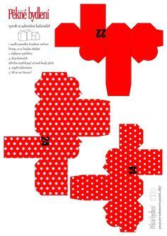 Adventní domečky plné dobrot   Pěkné bydlení Logos, Birthday, Christmas, Handmade, Google, Xmas, Birthdays, Hand Made, Logo
