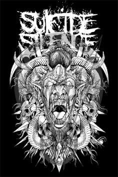 Suicide Silence<3