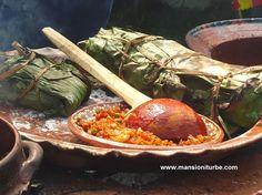 Platillos prehispánicos que han sido preservados gracias a la tradición oral, encontrarás en la Cocina Tradicional Michoacana.