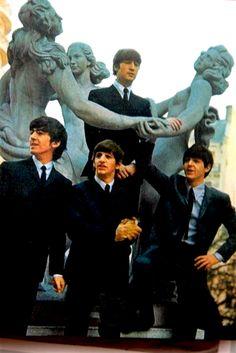 ♥♥John W. O. Lennon♥♥ ♥♥♥♥George H. Harrison♥♥♥♥ ♥♥Richard L. Starkey♥♥ ♥♥J. Paul McCartney♥♥