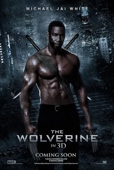 Michael Jai White as Marvel's Wolverine
