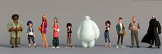 Big Hero 6 goodness